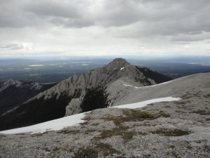 False Mount Kerr