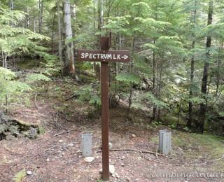 Spectrum Lake Trail – Monashee Provincial Park