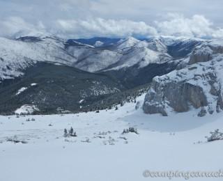 Mount Bowman – Marble Range Provincial Park