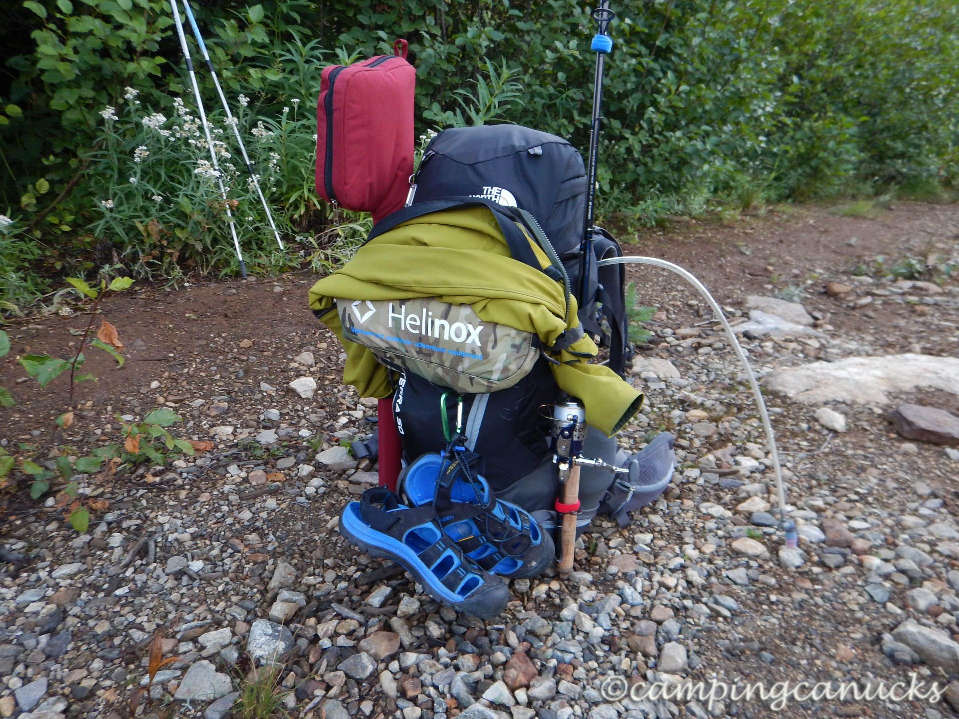 Helinox Chair e Review The Camping Canucks