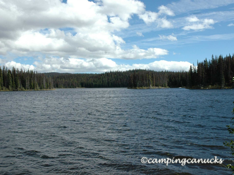 Tsintsunko Lake