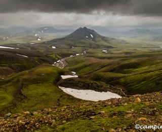 Iceland's Laugavegurinn – Part 1