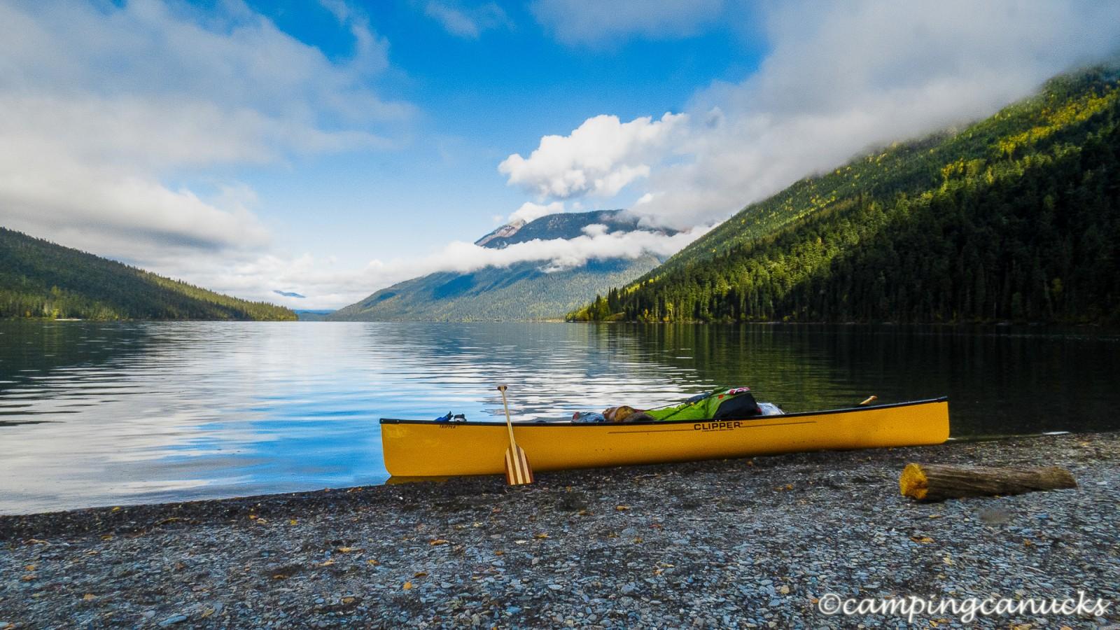 Backcountry Canada Travel