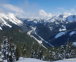Iago Peak – Coquihalla Recreation Area