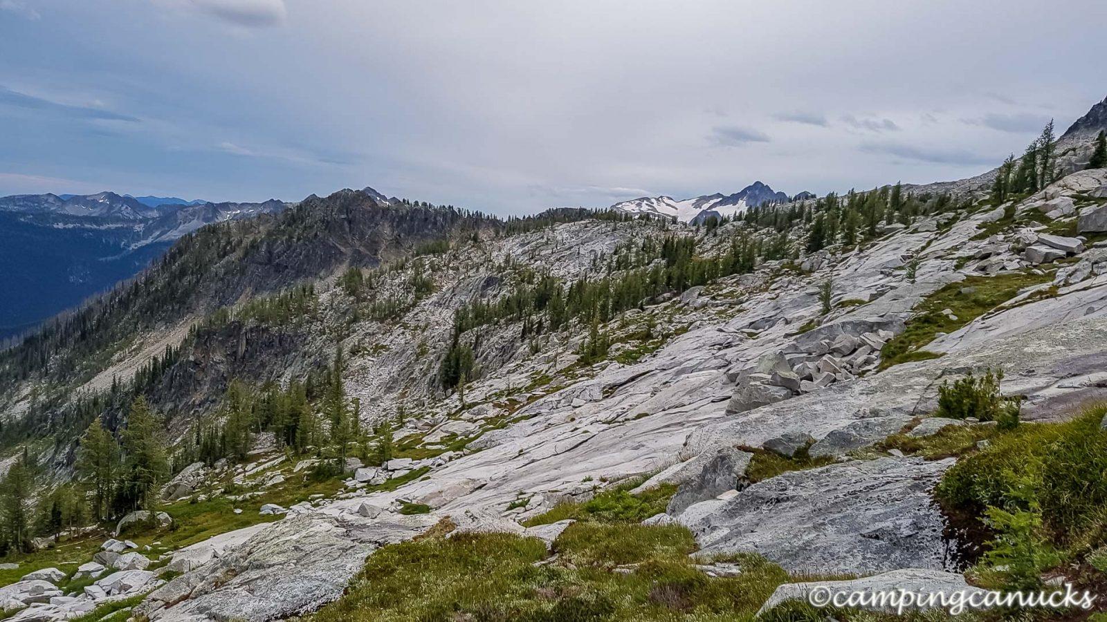 Along the Silver Spray Trail