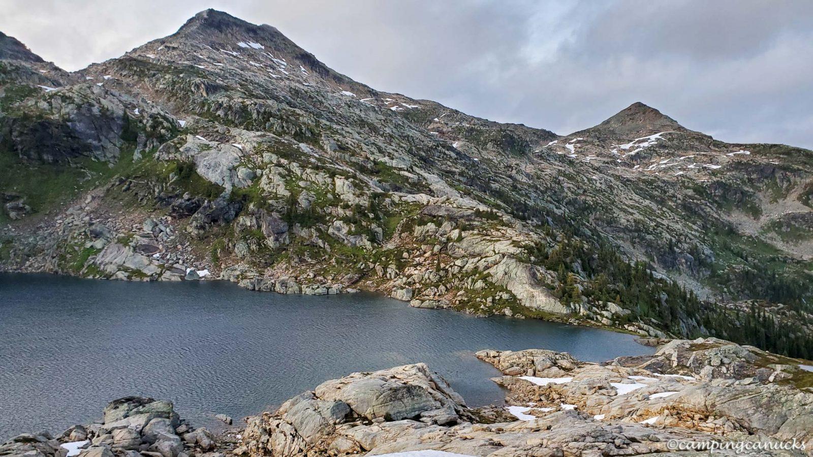 Wavy Crest Peak