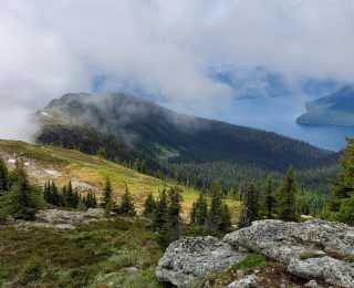 Murtle Lake – Wavy Crest Trail